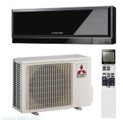 Настенный кондиционер Mitsubishi Electric MSZ-EF25VE3B(black)/MUZ-EF25VE